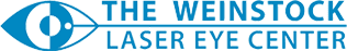 The Weinstock Laser Eye Center Logo