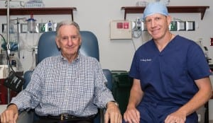 Dr. Stephen Weinstock and His Son Dr. Robert Weinstock