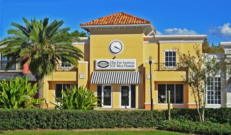 Outside of Our Westchase Office
