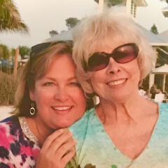 St. Pete Office Manager Ardis and her mom