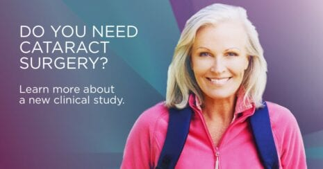 Rx Sight LAL Clinical Study