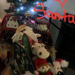 Pups Love Santa