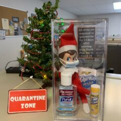 Christmas Quarantine